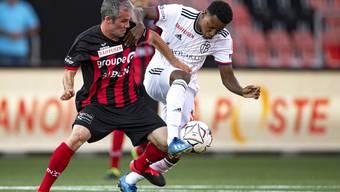 Zuletzt spielte Janick Kamber (links) für Neuchâtel Xamax.