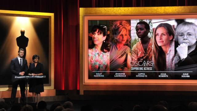 Ankündigung der diesjährigen Oscar-Nominierungen in Beverly Hills