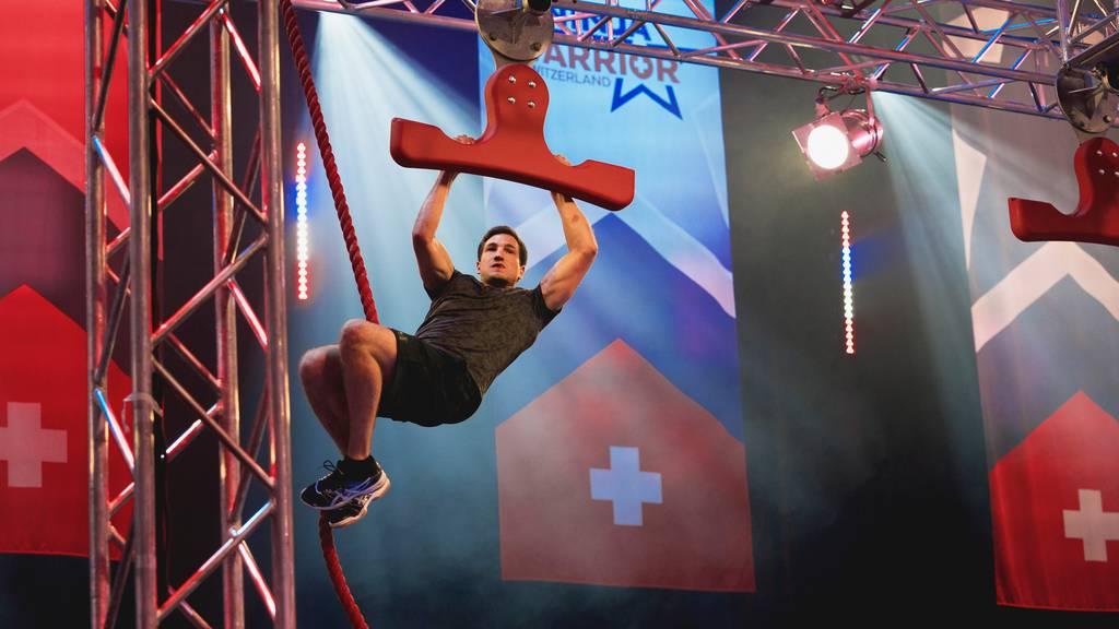 Jetzt online: Die 1. Episode der 2. Staffel «Ninja Warrior Switzerland»!