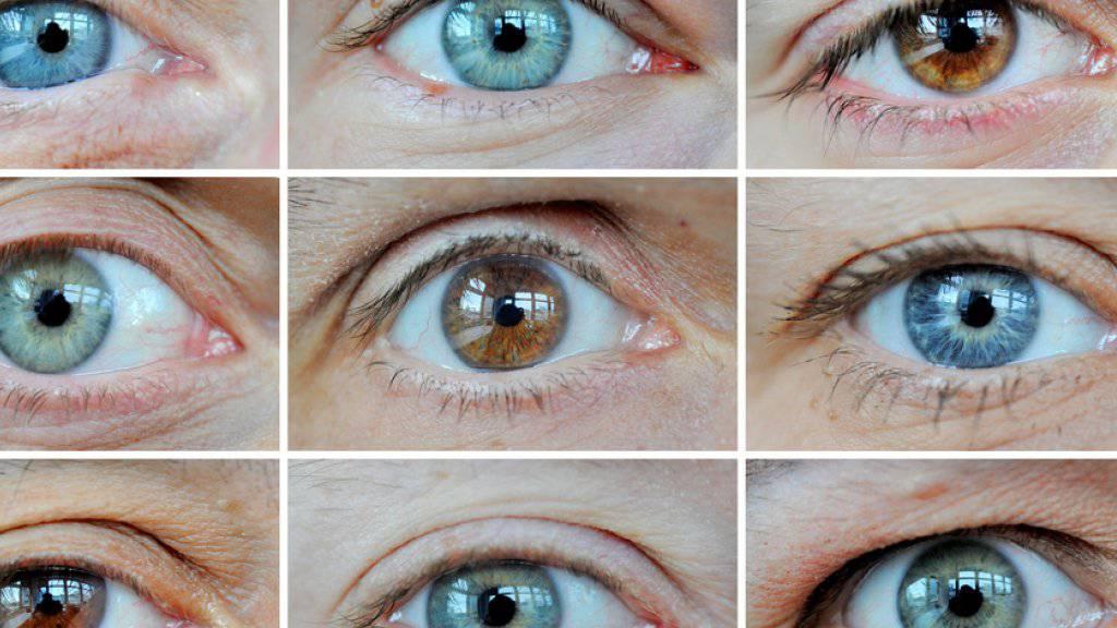 In der Schweiz ist die Zahl der Spenden von Augenhornhäuten noch nicht so hoch, damit die Nachfrage abgedeckt werden kann.