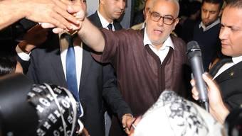 Marokkos bisheriger Ministerpräsident Benkirane wird die neue Regierung im nordafrikanischen Land nicht bilden. Der König entzog ihm den Auftrag. (Archivbild)