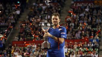 Wawrinka gewinnt ATP Final in Tokio