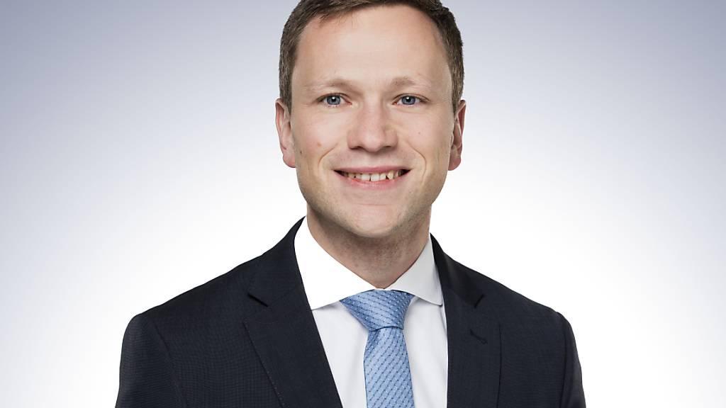 Sieht anders aus als Stephan Eicher und kann nicht singen: Der Berner FDP-Politiker Bernhard Eicher.