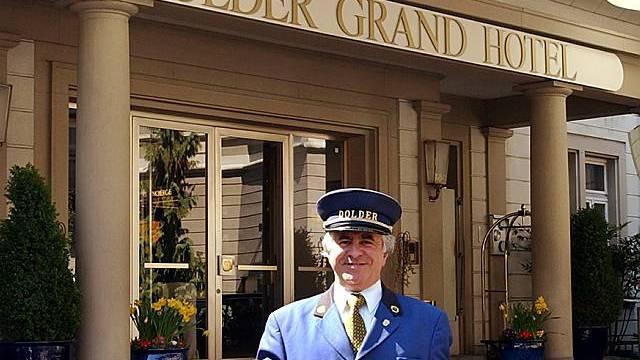 Schweizer Hotels sind teuer (Archiv)