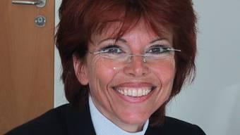 Felicitas Siebert, Abteilungsleiterin Baubewilligungen beim Departement für Bau, Verkehr und Umwelt