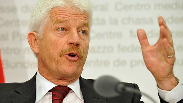 Der frühere SBB-Chef Benedikt Weibel (Archiv)