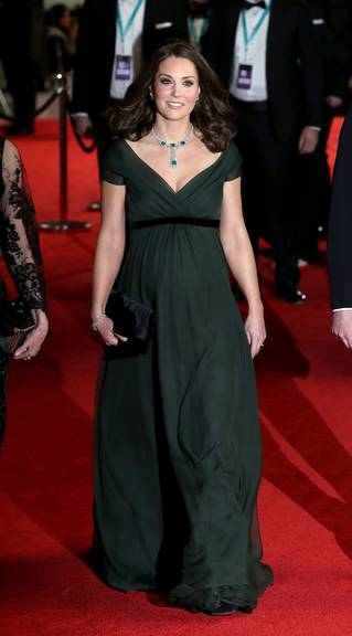 Kate Middleton hat eine gute Kleiderwahl getroffen. (Chris Jackson - WPA Pool/Chris Jackson/Getty Images)