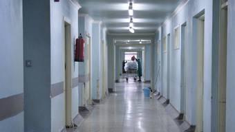 Spital in Kampala, Uganda