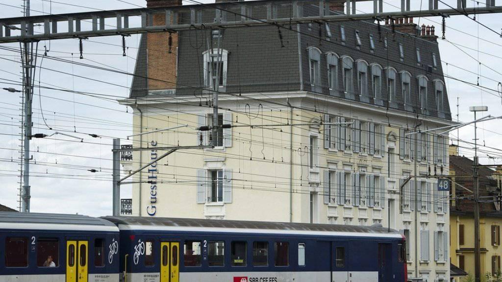 SBB: Probleme zwischen Lausanne und Yverdon
