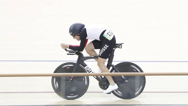 Gaël Suter: Zuerst zurückgestuft, danach nur mit Platz 13 im Zeitfahren über 1000 m. Im Omnium belegt der Romand nach vier von sechs Disziplinen deshalb nur Platz 16