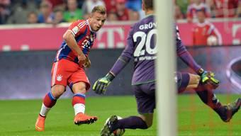 Xherdan Shaqiri will mehr als das sein bei den Bayern.