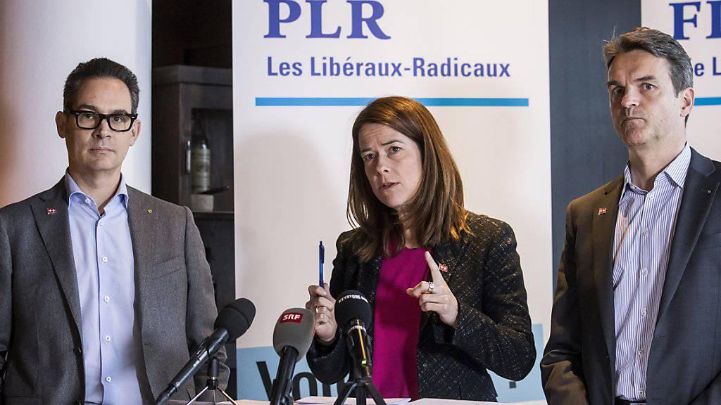 FDP-Fraktion sagt Ja zu Rahmenabkommen