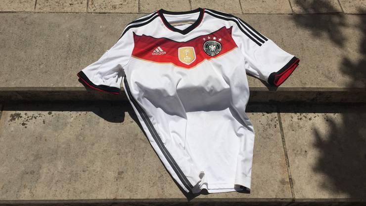 Soll die «Unglücksbringerin» das Deutschland-Shirt anziehen?