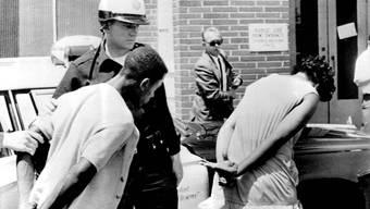 Die Watts-Aufstände gelten als erste grosser Rebellion der Schwarzen in Amerika in den 60er-Jahren.