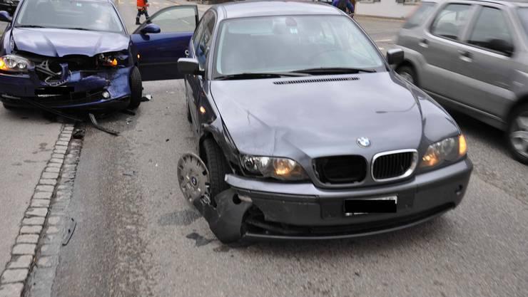 Oensingen Verkehrsunfall 18.3.11