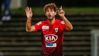 Juan Pablo Garat wechselt wie erwartet zum FC Baden