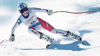 Alexandra Walz an der U21-Schweizer-Meisterschaft in Davos